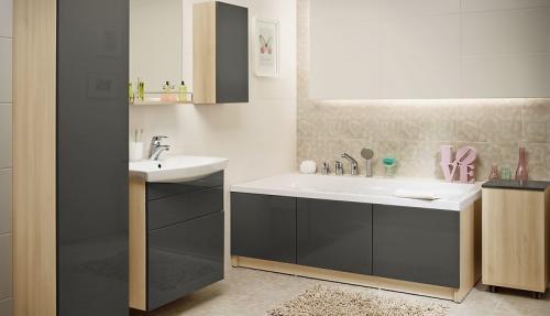 kúpeľňový nábytok CERSANIT