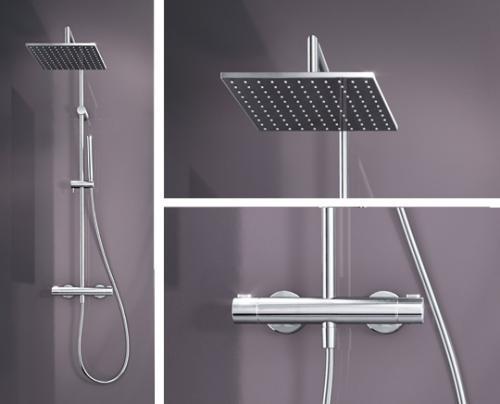 sprchový systém HANSA