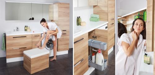 kúpeľňový nábytok KRAJCAR