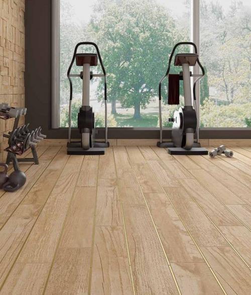 gres - drevený vzor