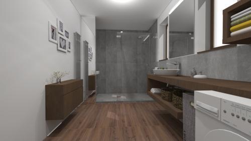 veľkoformátový obklad do kúpeľne