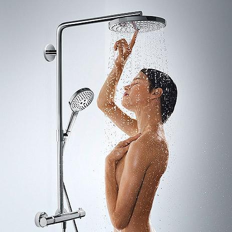 sprchový systém HANSGROHE